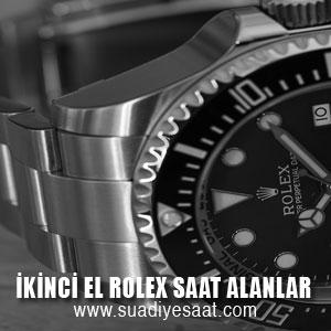 İkinci El Rolex Saat Alanlar